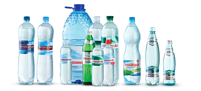 Order mineral water delivery in Kiev