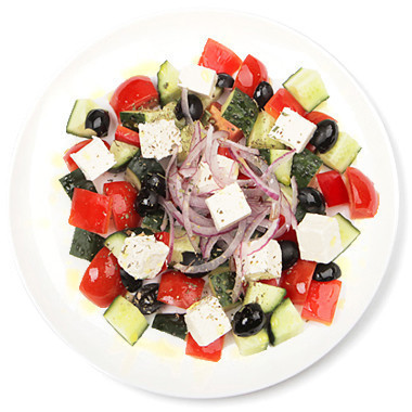 photo Salads Greek